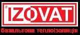 Modern basalt heat insulation material IZOVAT Logo