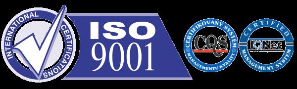 систему управління якістю ISO 9001