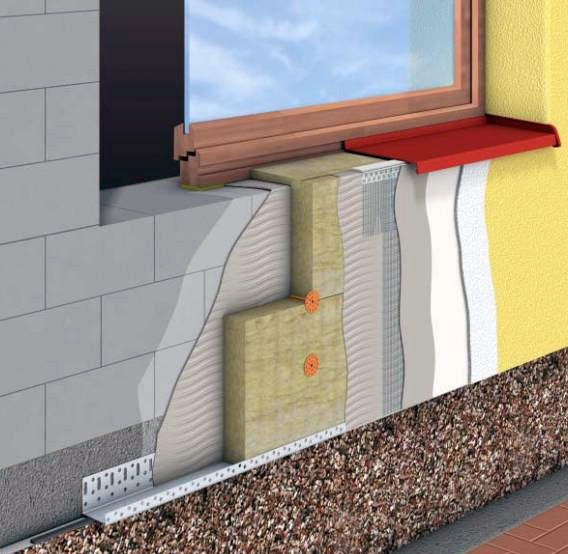 THE MAIN RULES OF BUILDING ENVELOPE INSULATION